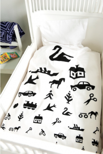 Bed linen (Eye Test) junior