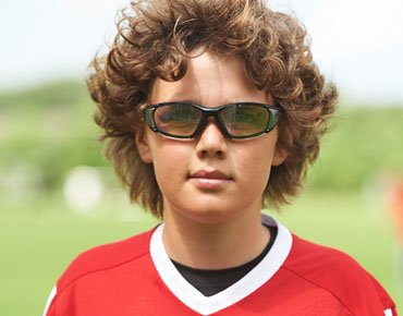 Youth protective eyewear